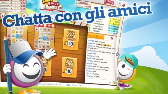 giochi di bingo